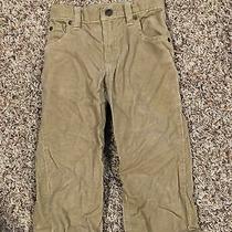 Boys Baby Gap 2t Corduroy Pants - Excellent Condition Photo