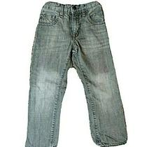 Boys Baby Gap Gray Jeans Size 4t Photo