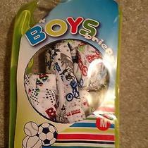 Boys Body Basix Briefs 3 Pr Size M Biking Print Photo