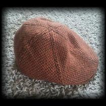 Boys Brown/orange Tweed Wool Hat Elements Crown New Without Tags Size Sm Photo