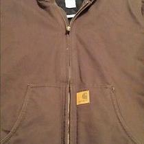 Boys Carhartt Coat Size Large Photo
