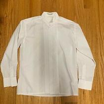 Boys Christian Dior Button Down  Shirt  Size 12 Photo