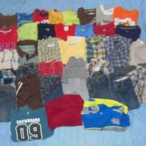 Boys Clothes Size 24 Months 2t 3t Lot of 42 Summer Gap Gymboree Old Navy Tcp Photo