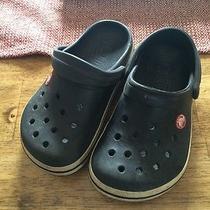 Boys Crocs Size 1 Photo
