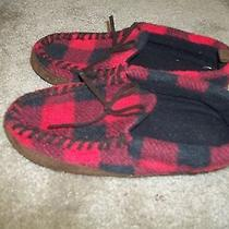 Boys Gap  Bedroom Shoes1/2 (Youth) Vgc Photo
