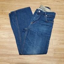 Boys Gap Blue Jeans Size 14r Denim Loose Fit Photo