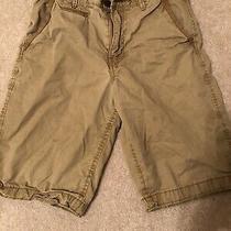 Boys Gap Kids Khaki Shorts Size 14 Photo