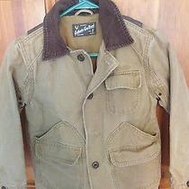 Boys Gap Size Small Tan Barn Jacket Photo