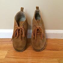 Boys Gap Suede Shoes Photo