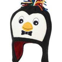 Boys Gymboree North Pole Express Penguin Hat  Sz 2t-3t  Nwt Photo