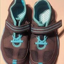Boys Lands End Size 13 Water Shoes Photo