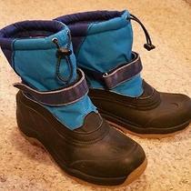 Boys Lands End Snow Boots Photo