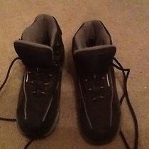 Boys Lands End Snow Boots Size  6.5 Photo