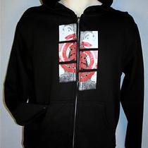 Boys Large 14-16 Element Black Sweatshirt Logo Hoodie Nwt Photo