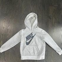 Boys Nike 4t Gray Pullover Hoodie Sweatshirt Photo