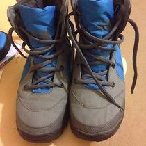 Boys Northface Snow Boots Photo