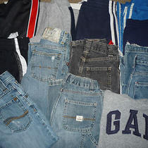 Boys Pants Lot Size 5  4t  Boys Clothing Lot  Gap Hoodie Arizona 12 Items Photo