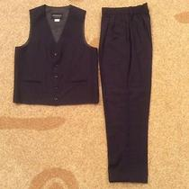 Boys Set Vest & Pants for Special Occasion. Size 12y.o. Photo