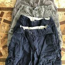 Boys Shorts Size 10/12. Lot of 4. Cargo Shorts Gap Levi Etc Photo