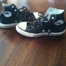 Boys Size 1 Converse Shoes Photo