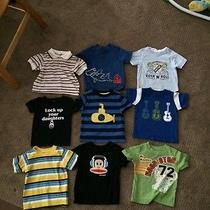 Boys Size 12 Months 9 Shortsleeve Shirts Kids Headquarters Paul Frank an Others Photo