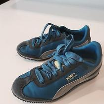 Boys Sneakers Puma Size 1 Photo