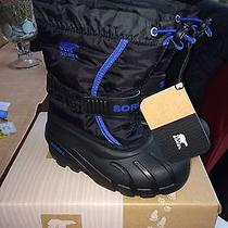 Boys Sorel Snow Boots Nib Photo