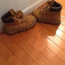 Boys Timberland Boots Size 1 Photo