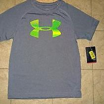 Boys Under Armour Heat Gear Shirts Photo