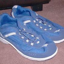 Boys Youth Water Beach Shoes  Lands End  Size 5 Photo