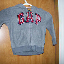 Boys Zipper Front Hooded Jacket by Baby Gap Size 2t Photo