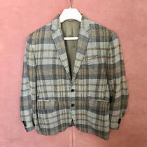 Br Banana Republic Heritage Linen Sports Jacket Blazer Size 38(s) Photo