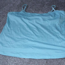 Bra Camisole in Aqua by Vanity Fair- Size Xl -Style 08-17-110 Photo