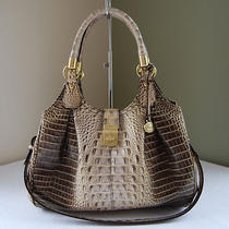 Brahmin Elisa Hobo Shoulder Tote Eclipse Melbourne  Photo