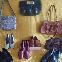 Brand Name Handbags and Ladies Shoes Melani Steve Madden Meucci Heels  Photo