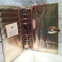 Brand New 100%Aut Anya Hindmarch Luxury Journal & Card Holder Photo