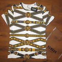 Brand New 100 % Authentic  Versus Versace Collection Men T-Shirt Size S Photo