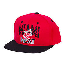 Brand New Adidas Retro Miami Heat Snapback - 100% Authentic Photo