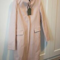 Brand New All Saints Coat Evelyn Blush Pink Rrp 200 Photo