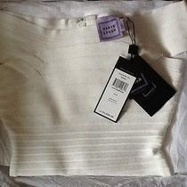 Brand New Auth  Herve Leger Dress Size Small W/receipt  Photo