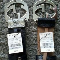 Brand New  Authentic Gucci Belts With Tags  Photo
