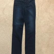 Brand New Authentic J Brand Jeans Mid Rise Rail Womens Size 26 Photo