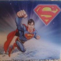 Brand New Avon Comic Hero Superman Projection Watch  Led Lighting Free Shippng Photo