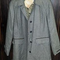 Brand New Barbour Halifax Coat Blend Cashmere Sample Unique Exclusive and Rare Photo