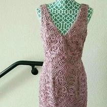 Brand New Bcbg Dusty Lavender Cocktail Dress Photo