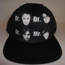 Brand New Big Bang Theory Dr Dr Dr Mr Trucker Hat Photo