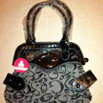 Brand New Black Go Go Girl Purse Photo