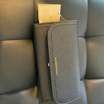 Brand New Black Leather Burberry Wallet Photo