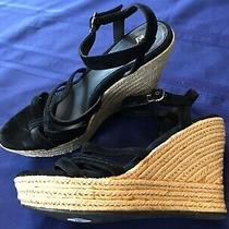 Brand New Black Ugg Wedges Womens Us10 Eu41 Photo