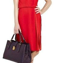 Brand New Bottega Veneta Pleated Bustier Dress  Photo